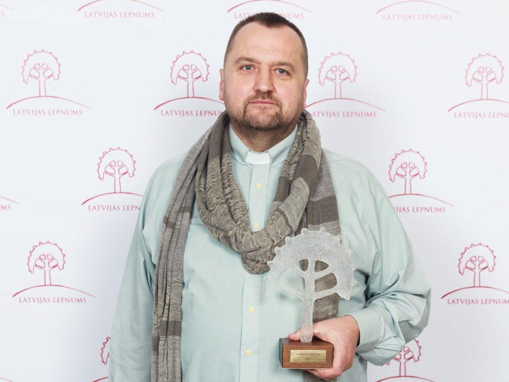 Andrejs Mediņš Latvijas lepnums 2017